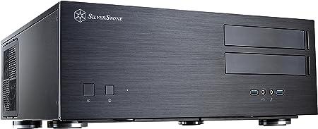 Silverstone Sst Gd08b Grandia Htpc Atx Desktop Computer Zubehör