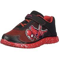 Marvel Entertainment LLC Spider-Man Boys' Spiderman Running Shoes - Trendy, Stylish & Easy to Match (Little Kid Sizes)