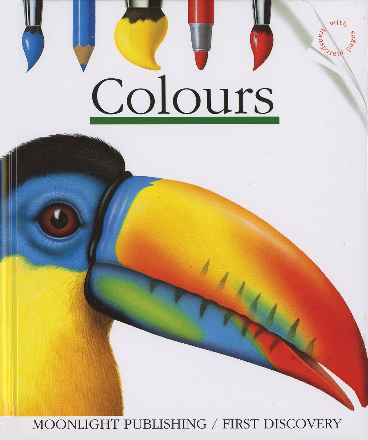 Read Online Colours (First Discovery) pdf epub