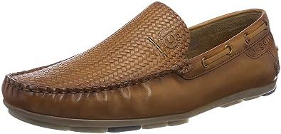 311262611000, Mocassins (Loafers) Homme, Marron (Cognac), 42 EUBugatti