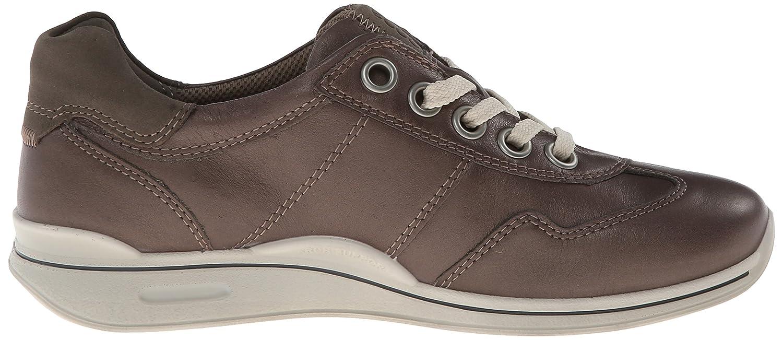 ECCO Women's Mobile II Premium Flat B00HDG5DRY 38 EU/7-7.5 M US Warm Grey