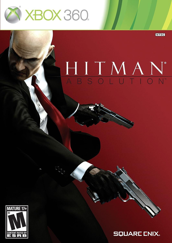 Amazon Com Hitman Absolution Square Enix Llc Video Games