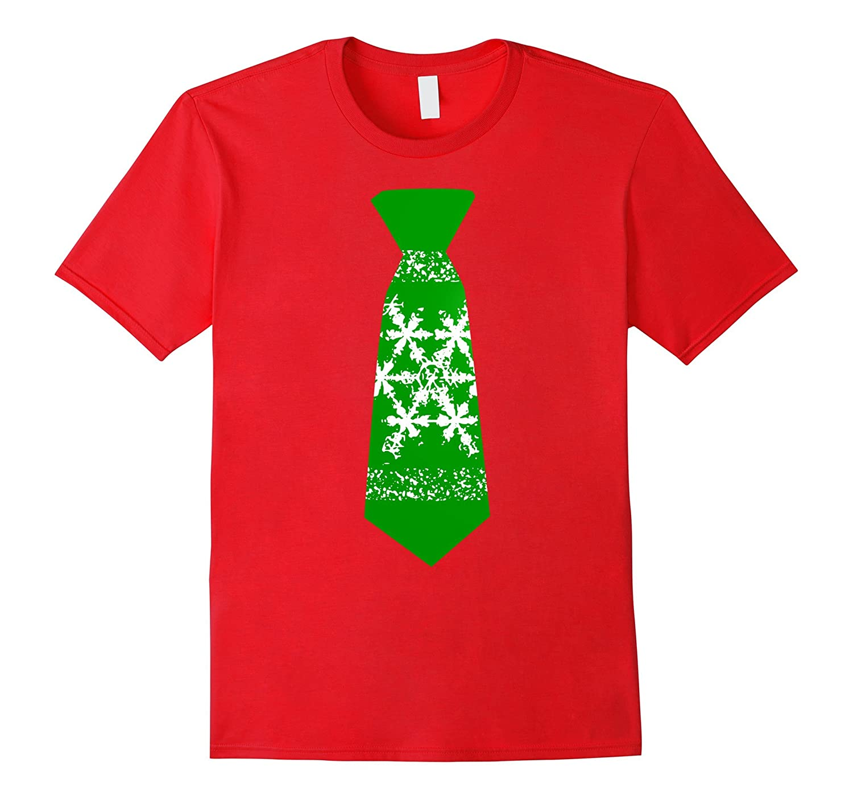 Storecastle: Santa Necktie Christmas Funny Gift T-Shirt-ANZ