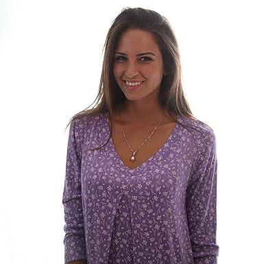 Maternity   Nursing Breastfeeding Nightgown 9f367fd5c