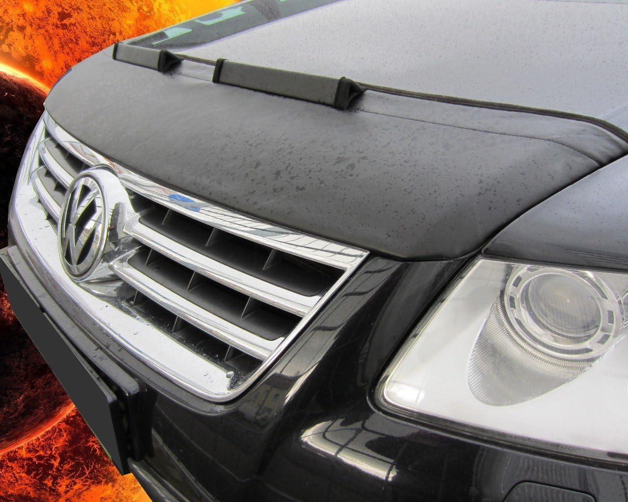 Hood Bra Front End Nose Mask for VW Volkswagen Touareg 2002-2010 Bonnet Bra STONEGUARD Protector Tuning