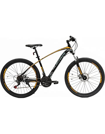 54af4e592f Murtisol Suspension Mountain Bike 27.5  Hybrid Bicycle with Dual Disc  Brake