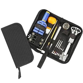 Movision - Kit de reparación de Reloj, Pieza de 13 Piezas ...