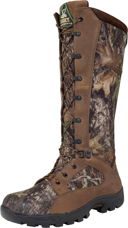 "Rocky Men's 16"" Waterproof Snakeproof Hunting Boot-1570"