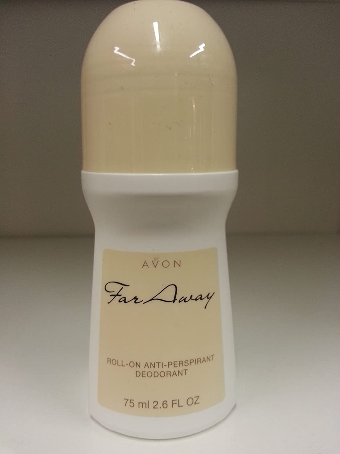 Avon FAR Away Roll-on Anti-perspirant Deodorant Bonus Size 2.6 Fl. Oz.