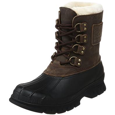Ralph Lauren Landen Mens Boots 812515643003 Black 7 M US