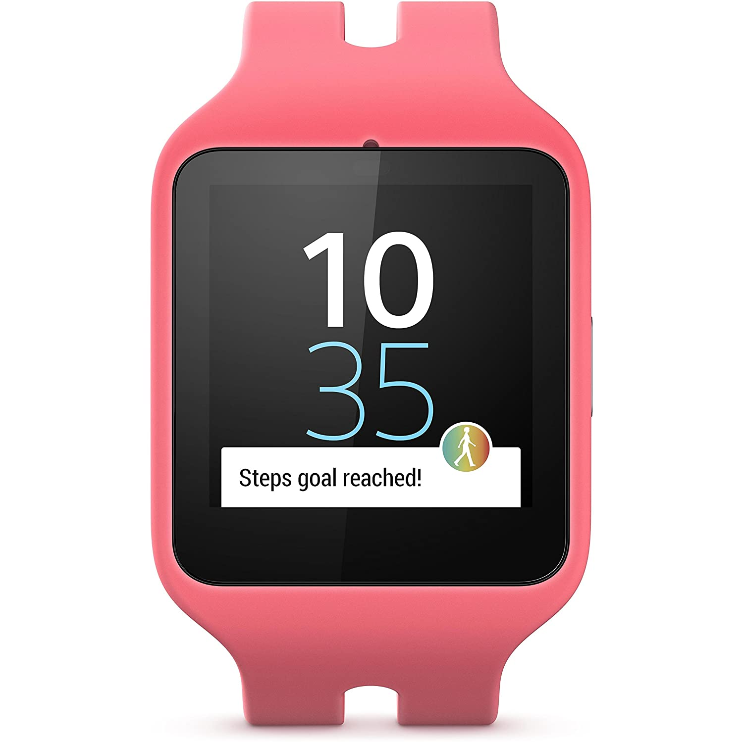 Amazon.com: Sony Smartwatch 3 SRW50 for Android 4.3 onwards ...
