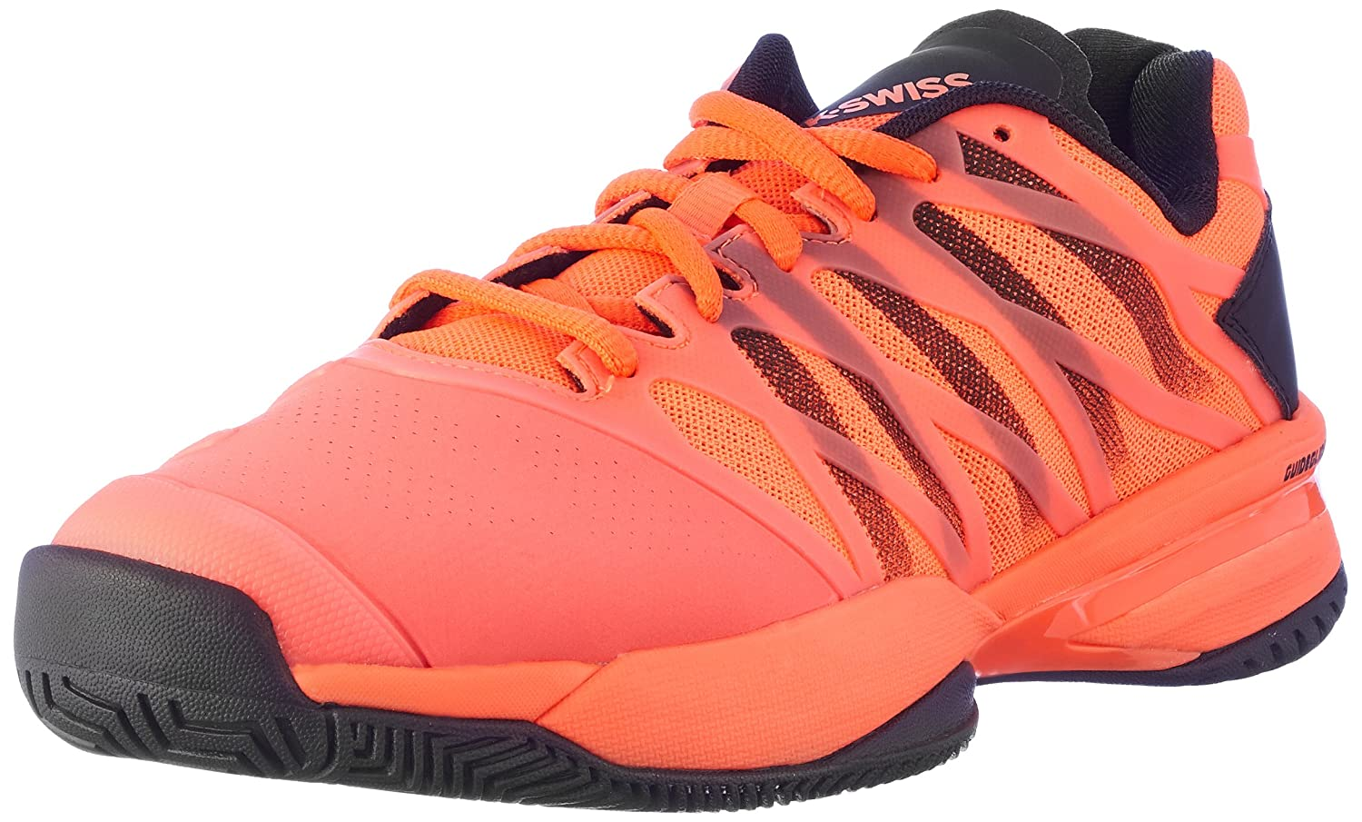 Amazon.com | K-Swiss Mens Ultrashot All Court Tennis Shoes ...