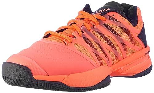 Ultrashot, Zapatillas de Tenis para Hombre, Naranja (Neon Blaze/Black 815m), 41.5 EU K-Swiss