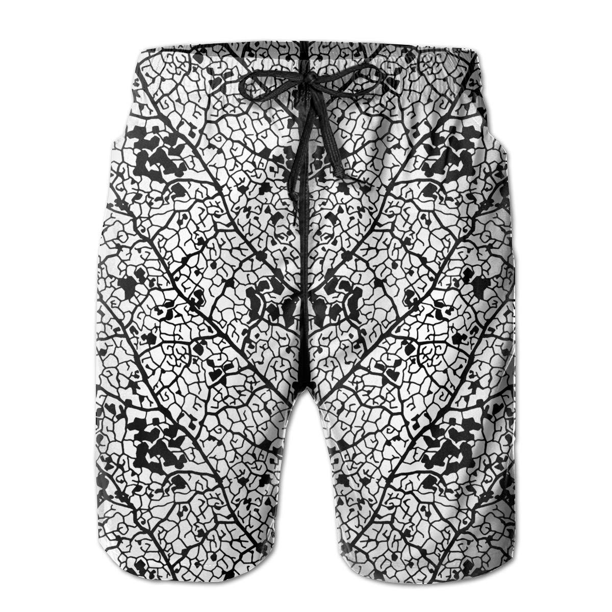BJGXFMQ Homme Short de Bain Séchage Rapide 3D Printed Shorts de Plage Été Beach Shorts Shorts de bain Maillots de bain