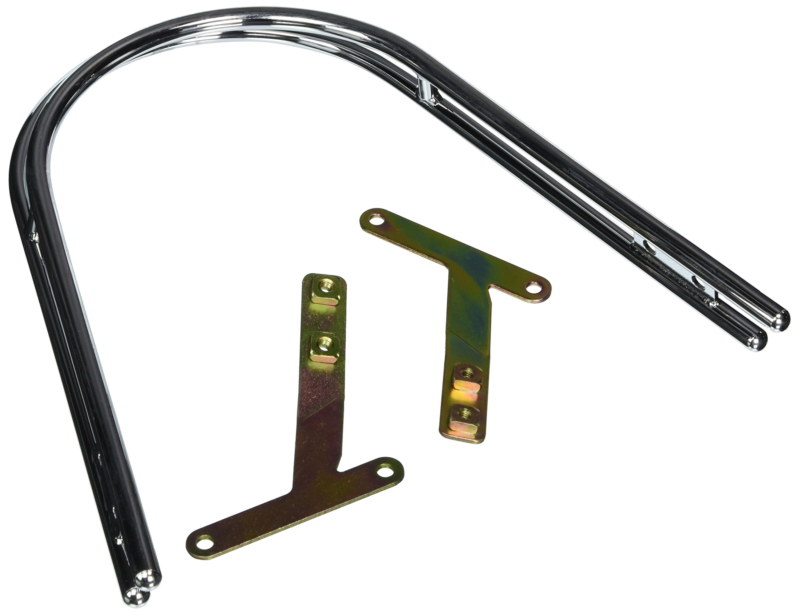 Honda Genuine Accessories 08P50-MCA-100 Chrome Front Fender Rail