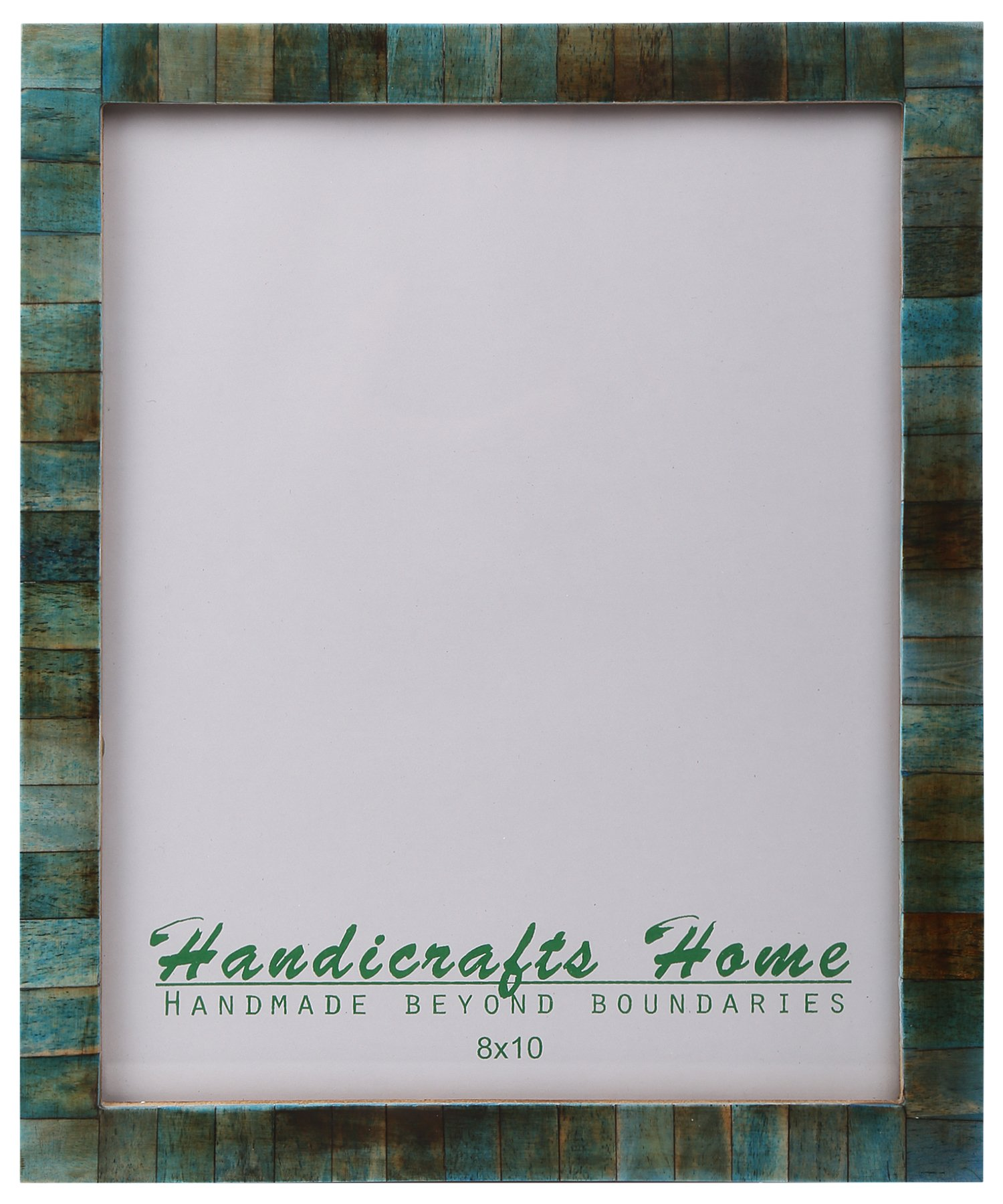Handicrafts Home 8x10 Verdigris Bone Picture Frames Chic Photo Frame Handmade Vintage from