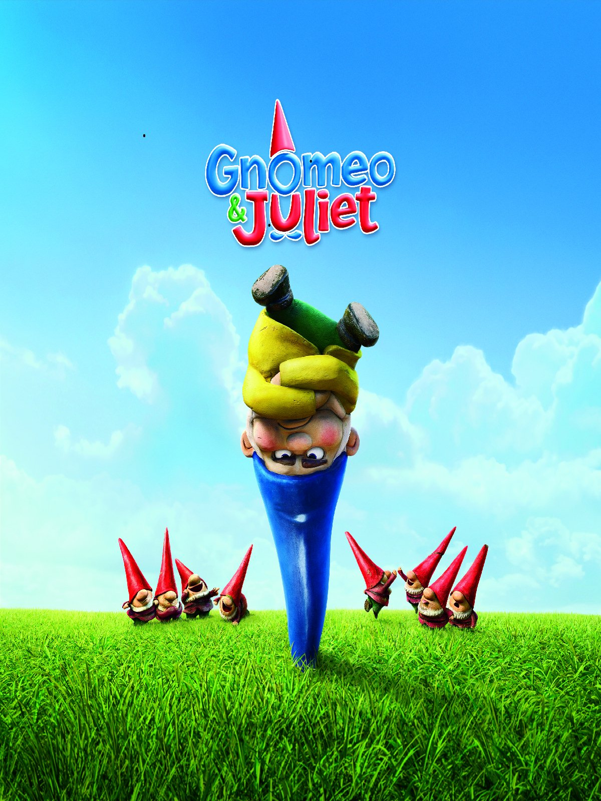 Gnomeo & Juliet by