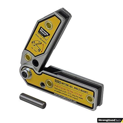 Fuerte imán de herramientas de mano, ajustable (30 – 270 °) para soldadura