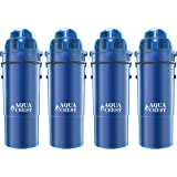 4 Pack AQUACREST Brand CRF-950Z Replacement for Pur CRF-950Z Pitcher Water Filter