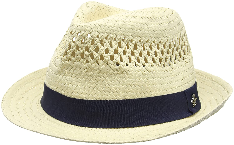 Unisex Adult Beechfield Straw Summer Trilby Hat