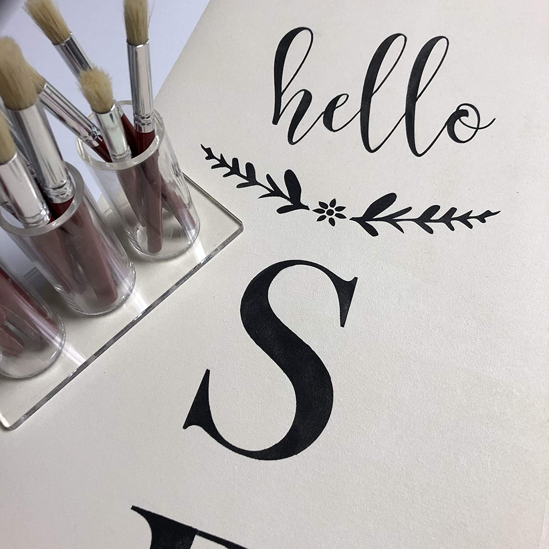 Designer Stencils Basic Stencil Brush Kit