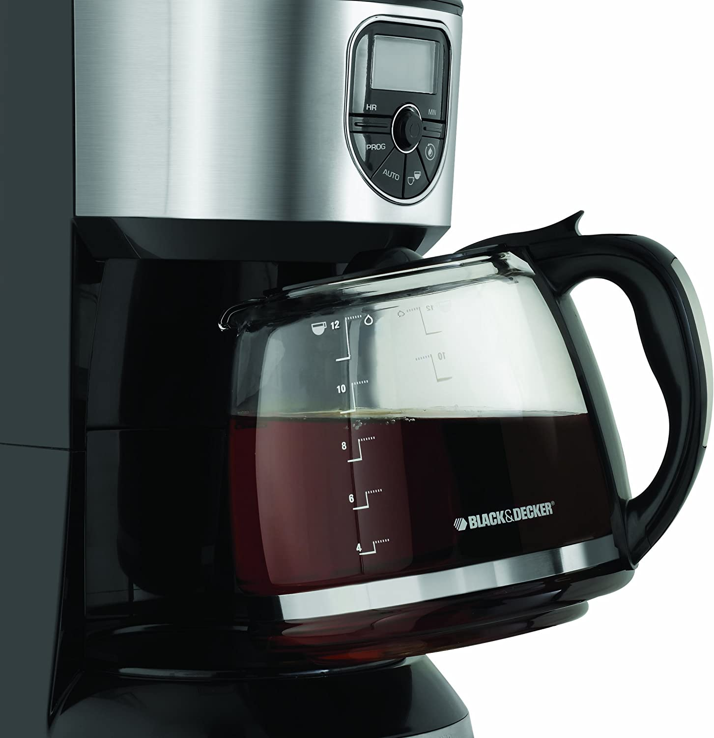Amazon.com: Black & Decker cm4000s 12-cup Cafetera ...
