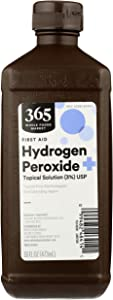 365 by Whole Foods Market, First Aid, Hydrogen Peroxide (Topical Solution), 16 Fl Oz