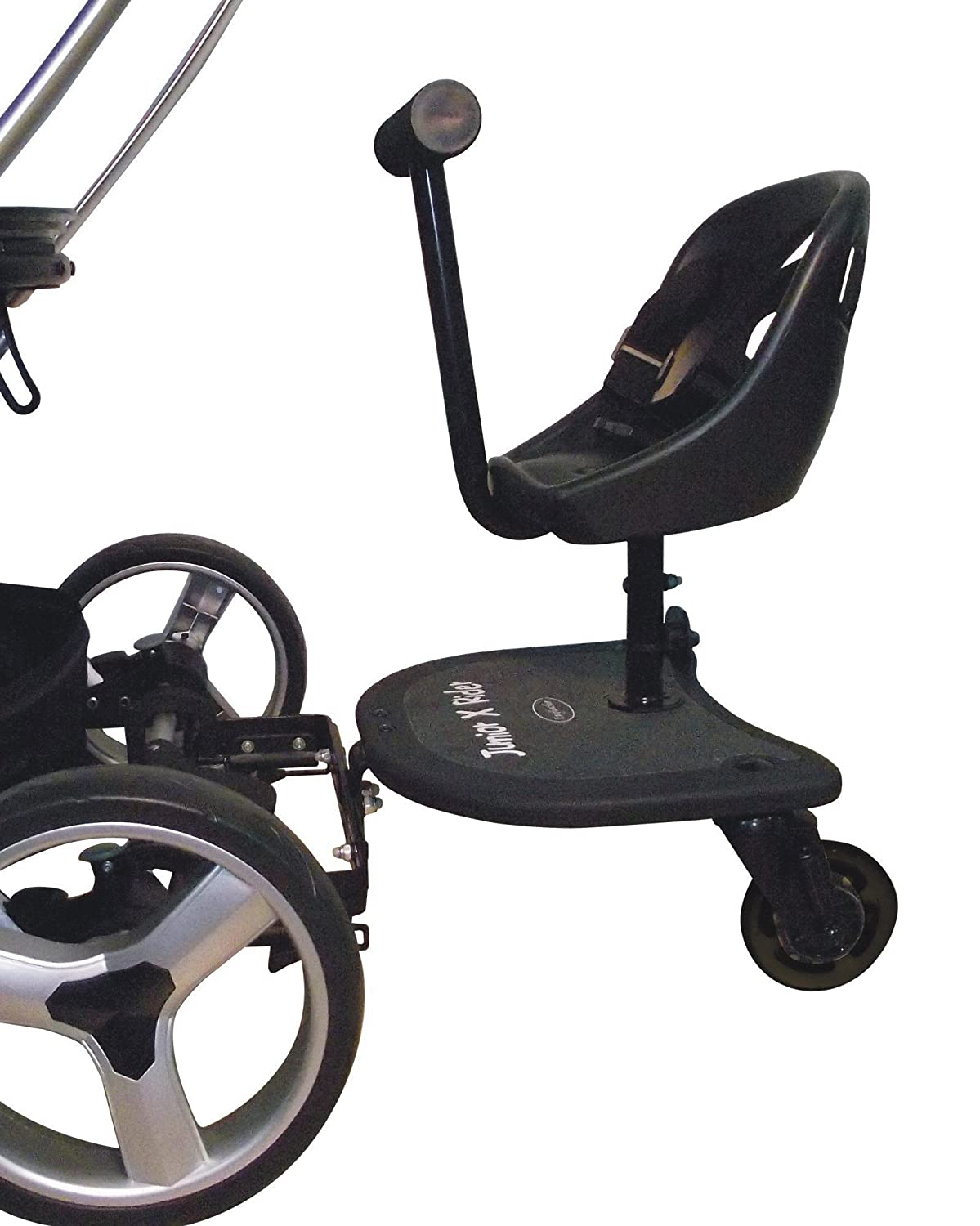 Englacha 2-In-1 Junior X Rider, Black (Discontinued by Manufacturer)