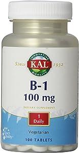 KAL B-1 100mg   100 Count