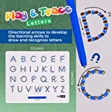 Ivy Step Magnetic Alphabet Letter Tracing Board