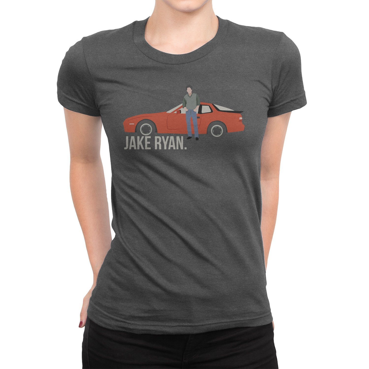 Sixteen Candles Jake Ryan Car T-Shirt