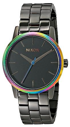 Nixon Small Dame Kensington Uhren A3611698 eEYWD9Ib2H