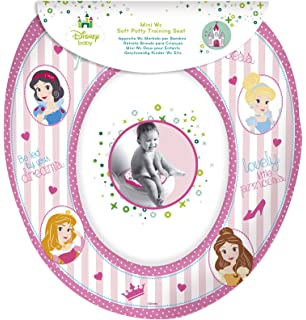 Toilet Seat Booster Disney Princess Baby