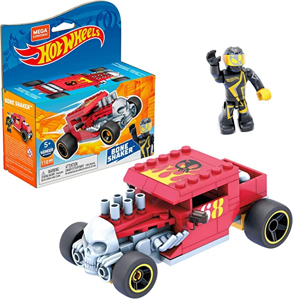 Mega Construx Hot Wheels Bone Shaker