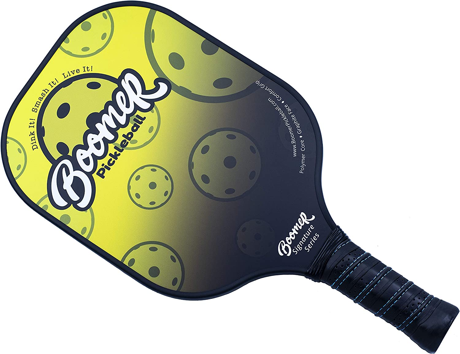 Amazon.com: Boomer Signature Pickleball Paddle – Aprobado ...