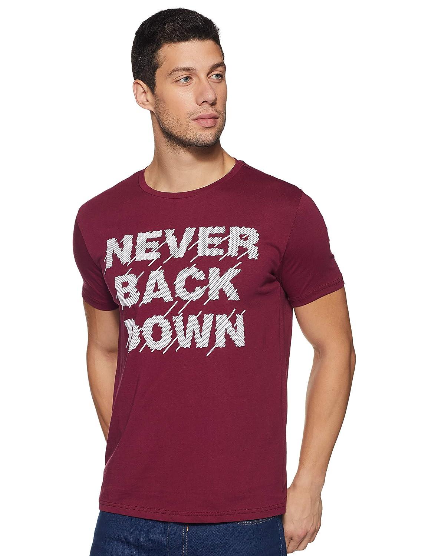ABOF Men's Slim fit T-Shirt