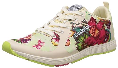 Desigual Shoes_x-Lite 2.0 T - Zapatillas de Deporte Mujer: Amazon.es: Zapatos y complementos
