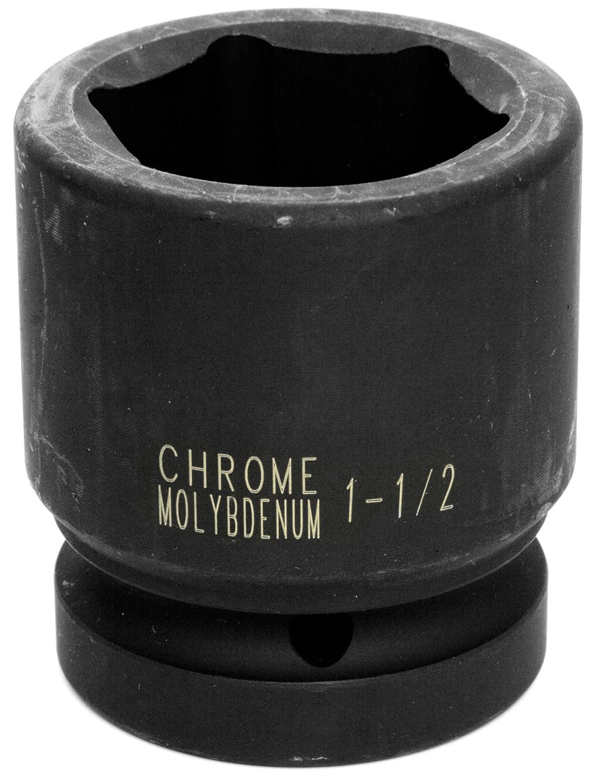 Performance Tool M745-22 1' Dr 1-3/16' Impact Socket