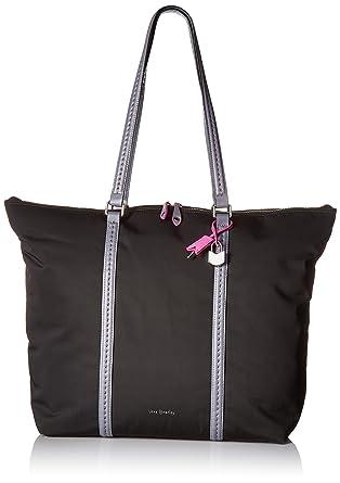 df69e0ae8 Amazon.com: Vera Bradley Midtown Tote, black: Clothing