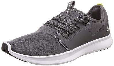 647c14def98f Reebok Men s Plus Lite Runner Lp Smoky Volcano Ash Grey Running Shoes-6 UK