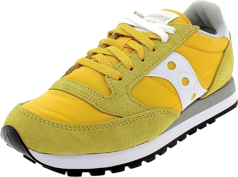 Shoes Saucony Jazz Original S2044-357 Yellow