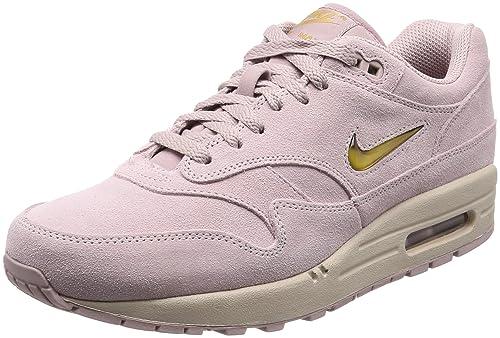 Nike Air Max 1 Premium SC Zapatillas 918354 601 | Rosas