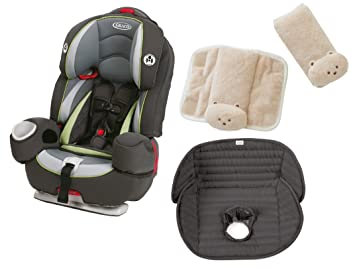 Graco Argos 80 Elite 3 In 1 Car Seat With Cushioned Strap Covers