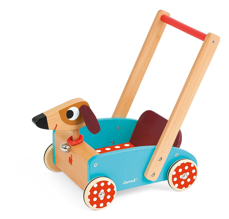 Janod Crazy Doggy - Janod Lauflernwagen