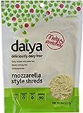 Daiya, Vegan Cheese Mozzarella Shred, 8 Ounce