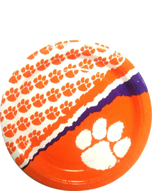 Westrick Clemson Tigers Party Supplies Serves 16 80 Pieces