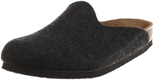 5f16eebe7059 Birkenstock Unisex - Children Amsterdam Clogs   Mules Black  Amazon ...