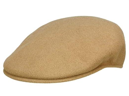 Kangol Wool 504 - Gorra plana para hombre - beige  Amazon.es  Ropa y  accesorios c8f1dff9aca