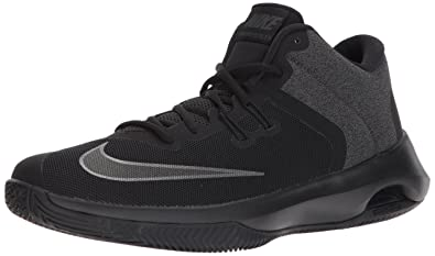 on sale 9b13a 312ef Nike Men s Air Versitile II NBK Basketball Shoe, Black Metallic Dark  Grey-Anthracite