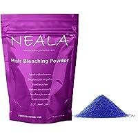 Decoloración azul en polvo sin amoniáco para pelo Neala. 500gr/17.6oz